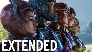 'Power Rangers' Cast Talk Colour Destiny, Not Studying Original Show | Extended