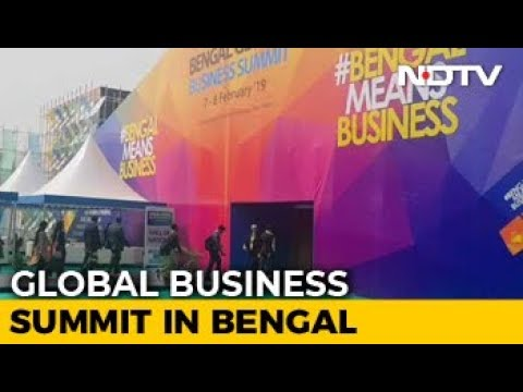 Xxx Mp4 Bengal Global Summit Mamata Welcomes Leaders Says Bengal Means Business 3gp Sex
