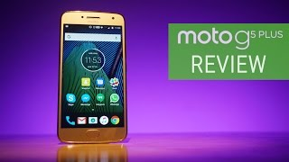 Moto G5 Plus Review - Best in Class?