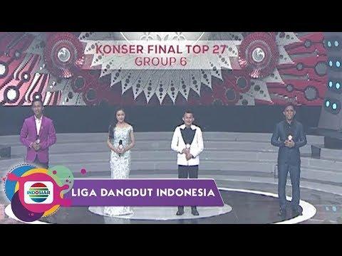 Highlight Liga Dangdut Indonesia - Konser Final Top 27 Group 6