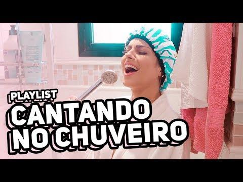 PLAYLIST CANTANDO NO CHUVEIRO 🚿| Nah Cardoso