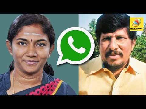 Xxx Mp4 ADMK MP Sathyabama Fight With Husband Over Mobile Phone Call Leaked 2016 3gp Sex
