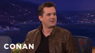 Jim Jefferies Couldn't Be Prouder Of His Son's First F-Bomb  - CONAN on TBS