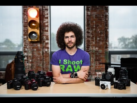 Mirrorless VS DSLR Cameras What s the difference