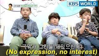 Please get me out of this nightmare of questions. [Hello Counselor Sub : ENG,TAI / 2018.03.12]