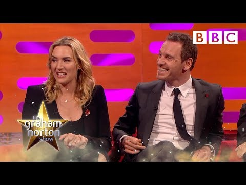 Kate Winslet & Michael Fassbender talk about winning awards The Graham Norton Show BBC