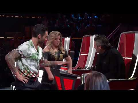 BLAKE got BLOCKED on The Voice
