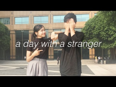 A Day With A Stranger / Agung Hapsah - Muvi.Top