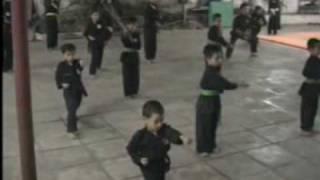 CLB Võ thuật Tứ linh -  Thieu lam noi quyen Kim Ke - Tay son nhan