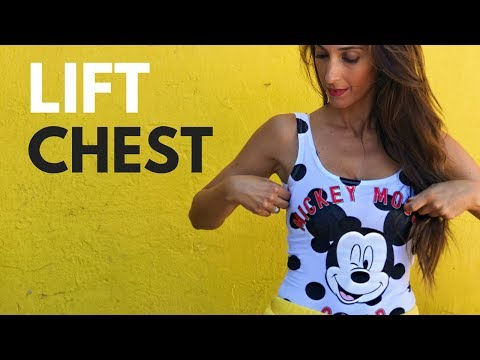 Xxx Mp4 5 Targeted Exercises To Lift Your Chest Natural Breast Lifting Workout 3gp Sex