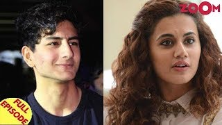 Ibrahim Ali Khan to make his Bollywood debut? | Taapsee REACTS to Mission Mangal poster controversy