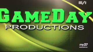Game Day Productions Logo