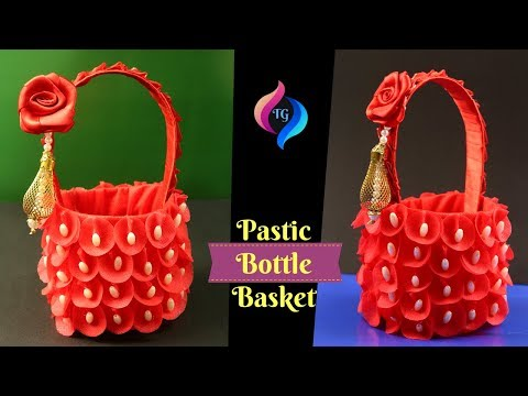 Xxx Mp4 How To Make Basket From Best Out Of Waste Easy Things Made From Waste Materials DIY Home Decor 3gp Sex