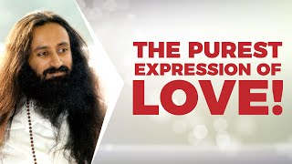 What Is Bhakti?   Gurudev's Simple Explanation To The Purest Expression Of Love!