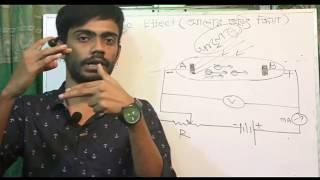 Photoelectric Effect | ফটোইলেকট্রিক ক্রিয়া | HSC Physics BanglaTutorial