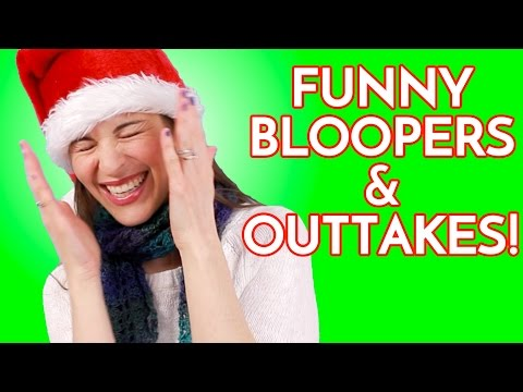 BLOOPERS & OUTTAKES! German Christmas Sweets