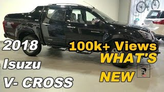 V-Cross | Isuzu | D-Max | 2018 | India's best Modified | FEATURE | SPECIFICATION | SUV | VBO Vlogs