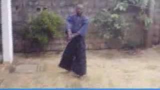 Cameroon Yeshua-Do Iai Jutsu.flv