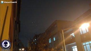 Turkey UFO Panic: Prank Or Something More? 12/2/16