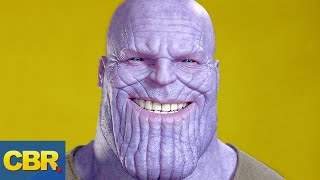 10 Times Thanos Was Actually A Pretty Chill Guy