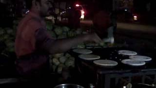 How to make Dosa and Perotta