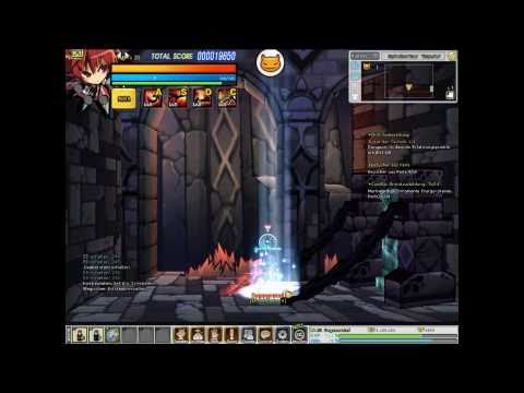 Elsword X 2 Run by Degenerated Lvl 30 Schwertritter