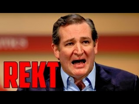 Ted Cruz Awesomely Rebuts Democrat Smears Against Jeff Sessions