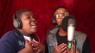 Brayson Augustino & Naomi Philip _ Excess Love Cover(Jesus you love me)_by Mercy Chinwo