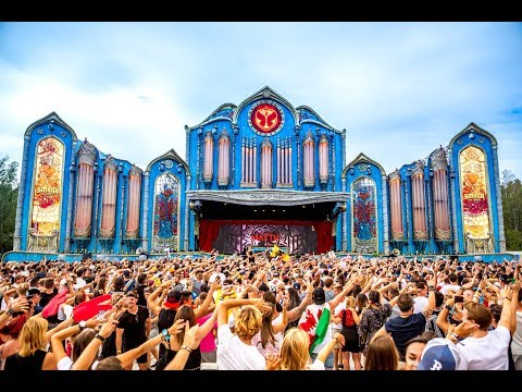 MATTN   Tomorrowland Belgium 2018