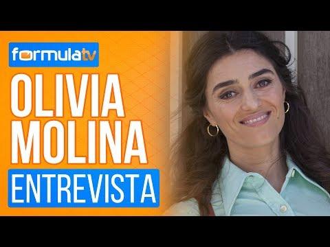Xxx Mp4 Olivia Molina 39 Amar Es Para Siempre 39 Quot Da Gusto Tener Personajes Femeninos Con Identidad Propia Quot 3gp Sex