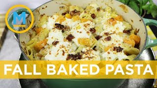A fall-inspired pasta bake to celebrate National Pasta Day | Your Morning