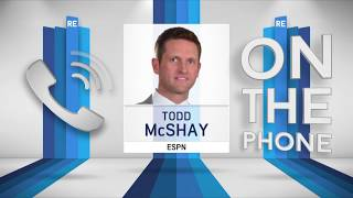 ESPN's Todd McShay Talks NFL Draft & More w/Rich Eisen   Full Interview   4/23/19
