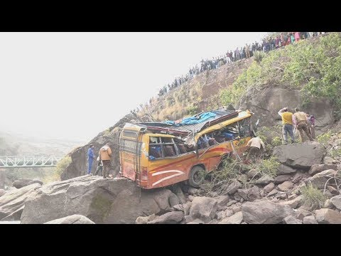 Xxx Mp4 Two Killed 28 Injured In Bus Accident At Ramnagar 3gp Sex