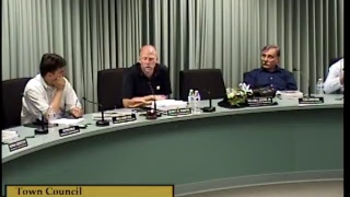Enfield, CT - Town Council - August 7, 2017
