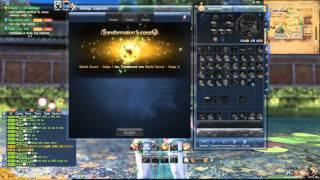 [BNSTW] upgrade weapon 50 baleful/black sword (tier 8) stage 1 - 6