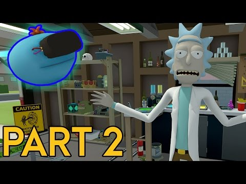 Xxx Mp4 Rick And Morty Virtual Rick Ality Full Playthrough No Commentary Part 2 3gp Sex