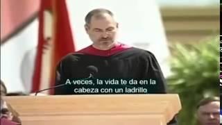 Motivación: Discurso de Steve Jobs en Stanford subtítulos en español