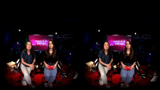 Merrell Twins Live VR180 Broadcast
