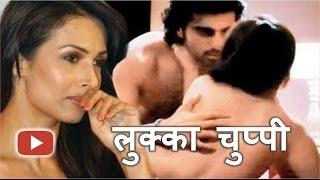 Malaika Arora Khan And Arjun Kapoor Ignore Each Other On