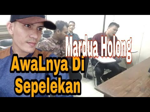 Suara Nya sangat Tinggi, Mardua Holong(Omega Trio) Cover Trio