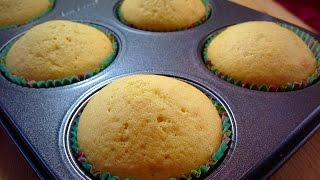 Vanilla Cupcakes | How to make Vanilla Cupcakes Recipe by (HUMA IN THE KITCHEN)