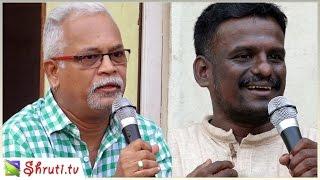 Charu Nivedita, Samas | conversation with Tamil Hindu readers | சாரு நிவேதிதா, சமஸ் |  கலந்துரையாடல்