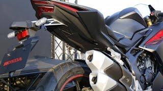 Chi tiết Honda CBR250RR 2017