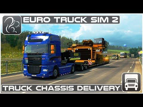 Xxx Mp4 Truck Chassis Delivery Euro Truck Simulator 2 3gp Sex