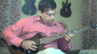 Chanda o Chanda on Guitar