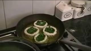 آموزش كوكو سبزي وفينگر فود ان همراه با جواد جواديhow to make koko sabzi