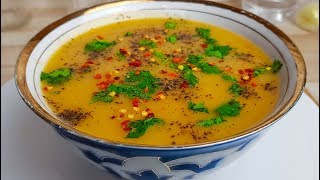 Easy Ramadan Soup   سوپ کچالو