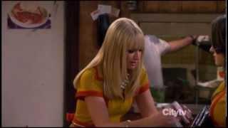 2 Broke Girls - Caroline Hot Funny Scenes