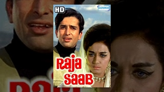 Raja Saab {HD} - Hindi Full Movie - Shashi Kapoor, Nanda - Bollywood Movie