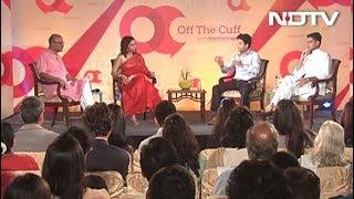 Off The Cuff With Jyotiraditya Scindia And Sachin Pilot